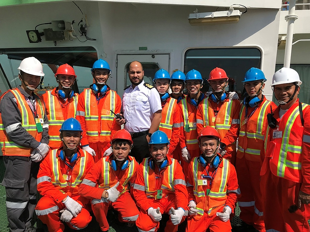 Invaluable Learning Experience About Shipping for Deck Cadets