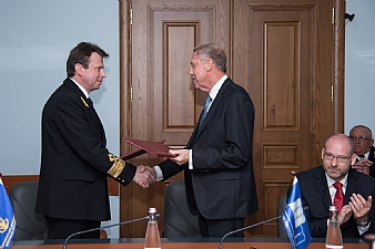 Marlow Navigation and KSMA sign to continue their cooperation