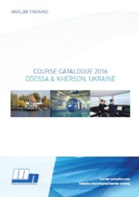 Ukraine Training Catalogue 2016